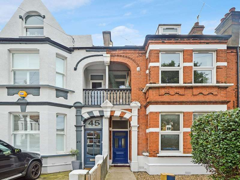 1 Bedroom Flat for sale in Edith Road, South Norwood SE25