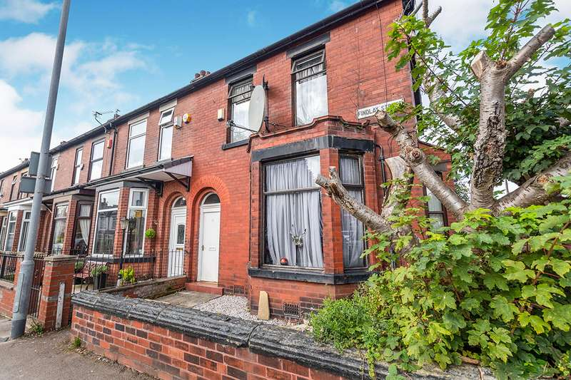 4 Bedrooms End Of Terrace House for sale in Findlay Street, Leigh, Greater Manchester, WN7