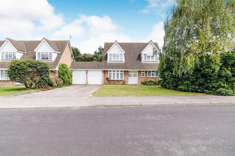4 Bedrooms Detached House for sale in Woodland Avenue, Hartley, Kent, DA3