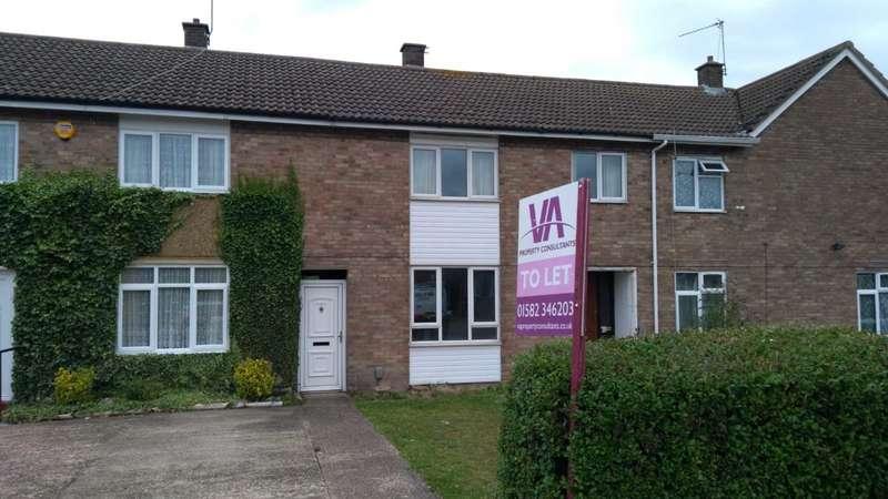 3 Bedrooms House for rent in Hillborough Crescent, Houghton Regis