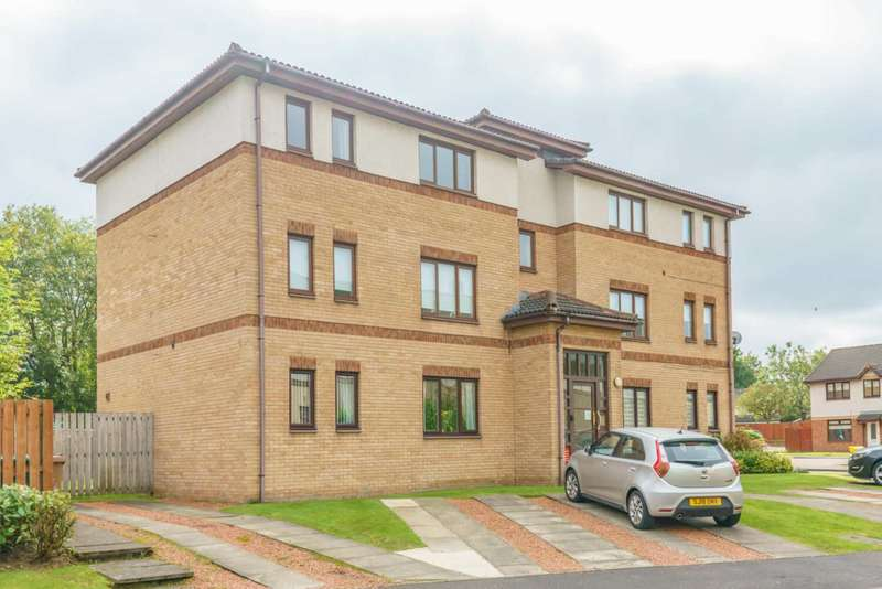 2 Bedrooms Flat for sale in Wilson Court, Bellshill