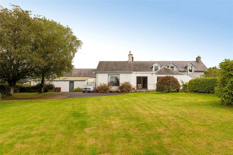 3 Bedrooms House for sale in North Auchenbrain - Lot 1, By Mauchline, East Ayrshire, KA5