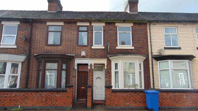 2 Bedrooms Property for sale in Campbell Road, Stoke-On-Trent
