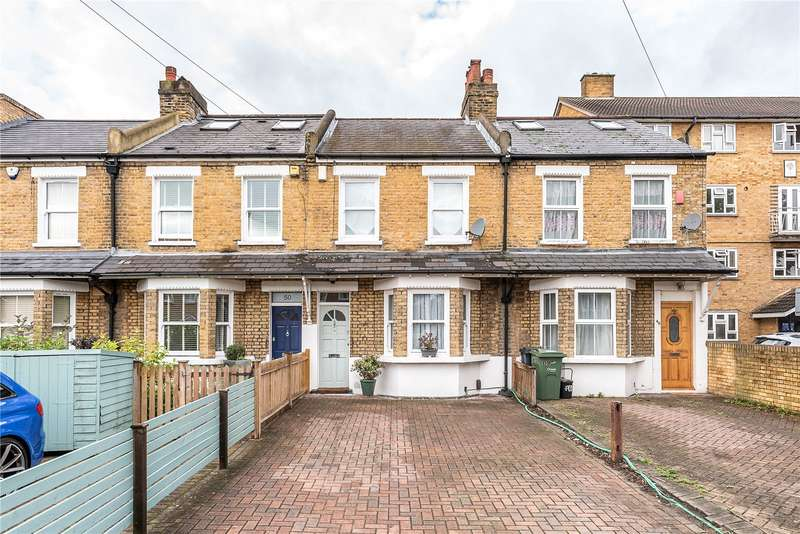 3 Bedrooms Terraced House for sale in Hamilton Road, London, SE27
