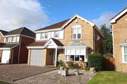 4 Bedrooms Detached House for sale in Baleshrae Crescent, Kilmarnock
