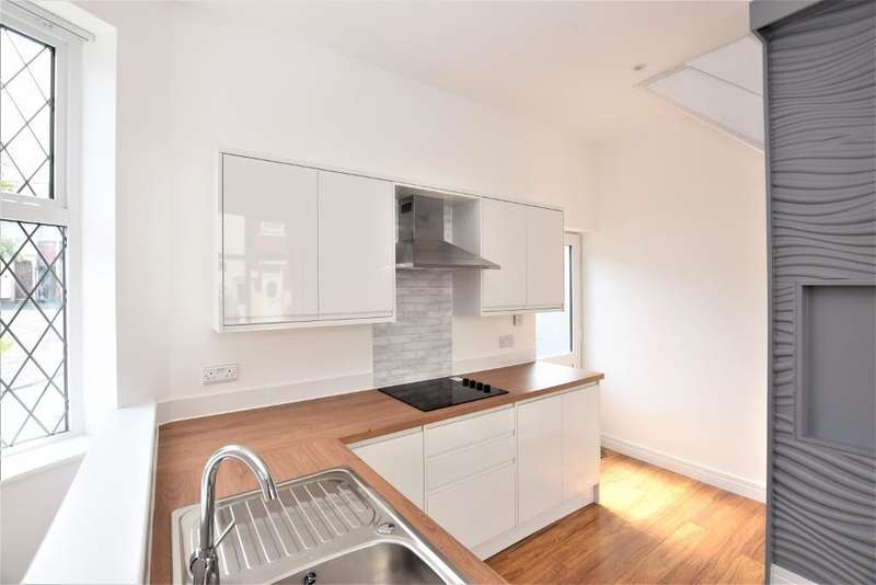 2 Bedrooms End Of Terrace House for sale in Orders Lane, Kirkham