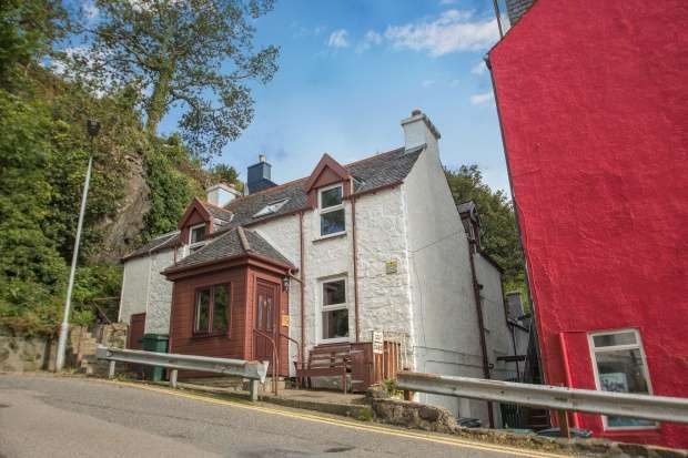 4 Bedrooms Link Detached House for sale in Main Street, Isle Of Mull, Argyll, PA75 6NU