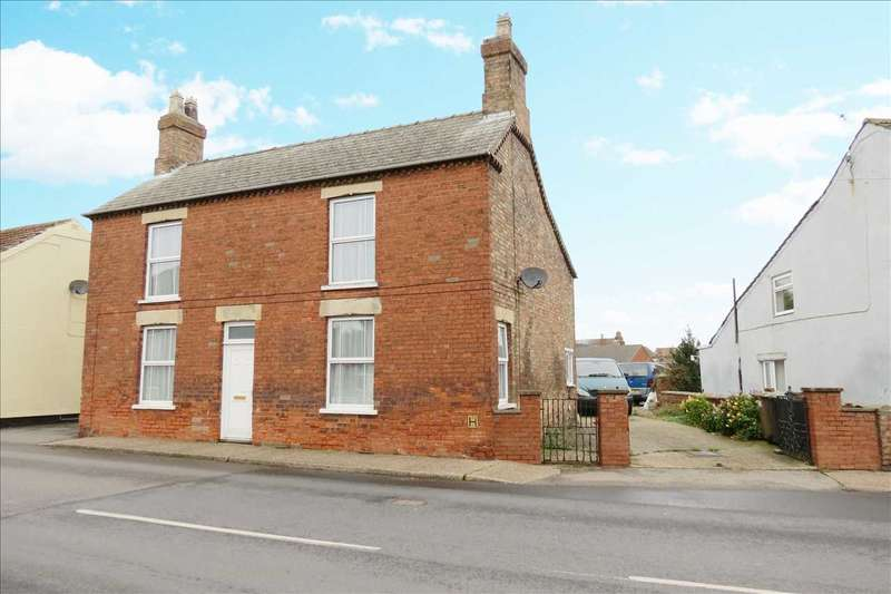 4 Bedrooms Detached House for sale in High Street, Billinghay