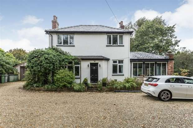3 Bedrooms Detached House for sale in Warburton Lane, Warburton, Lymm, Cheshire