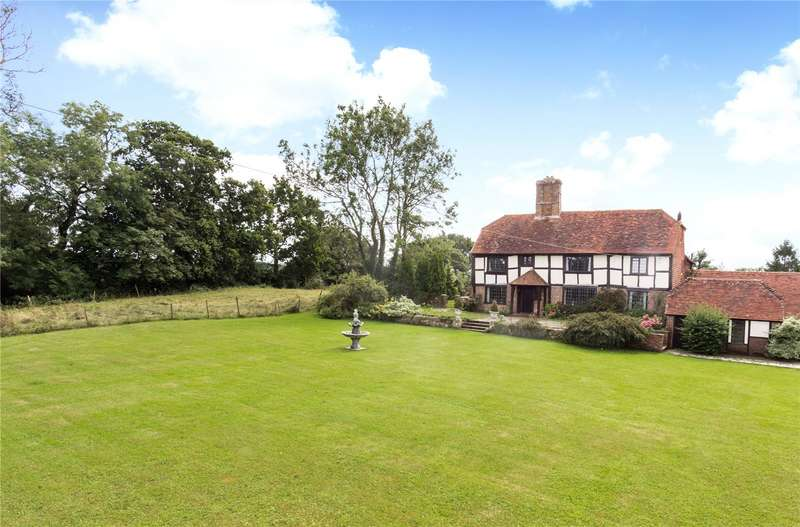 5 Bedrooms Detached House for sale in Heathfield Road, Five Ashes, Mayfield, East Sussex, TN20