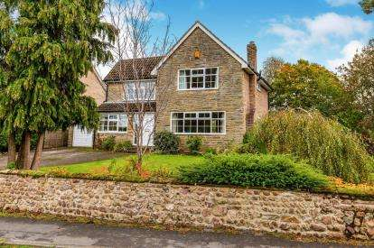 4 Bedrooms Detached House for sale in Thornton Le Beans, Northallerton, North Yorkshire