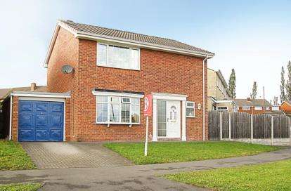 4 Bedrooms Detached House for sale in Valley Road, Hackenthorpe, Sheffield, South Yorkshire