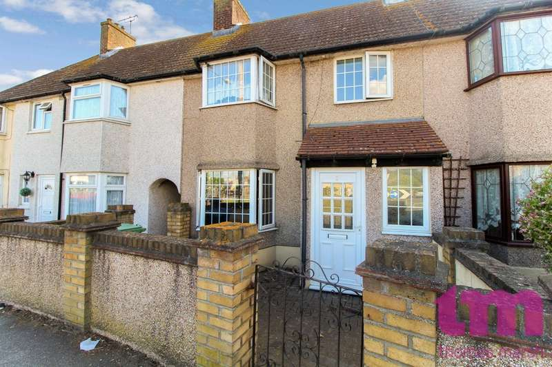 3 Bedrooms Terraced House for sale in The Circle, Tilbury