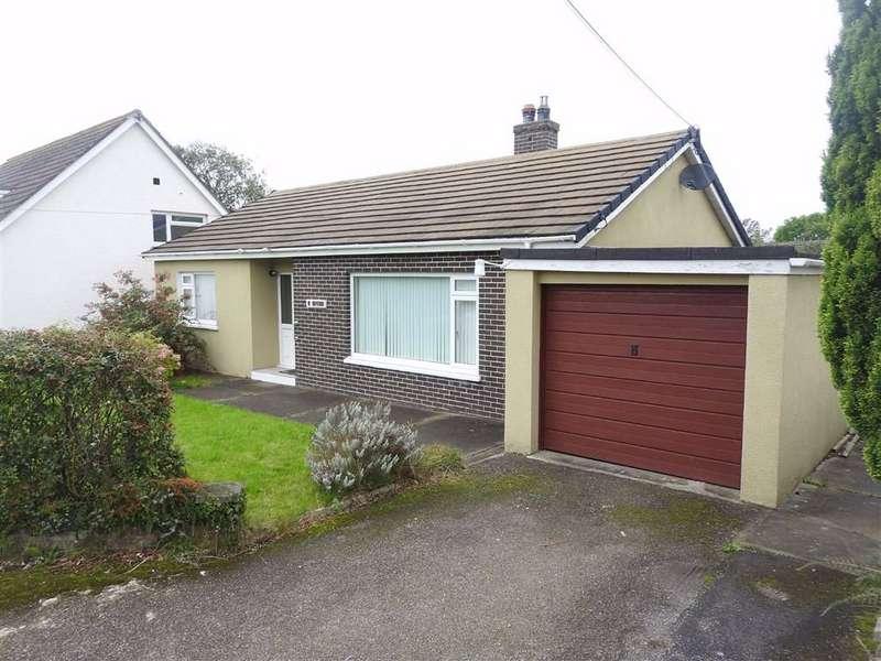 2 Bedrooms Detached Bungalow for sale in Brynhafod, CARDIGAN, Ceredigion
