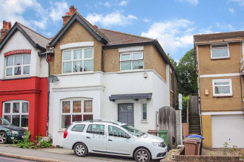 3 Bedrooms Semi Detached House for sale in Carshalton Road, SM5