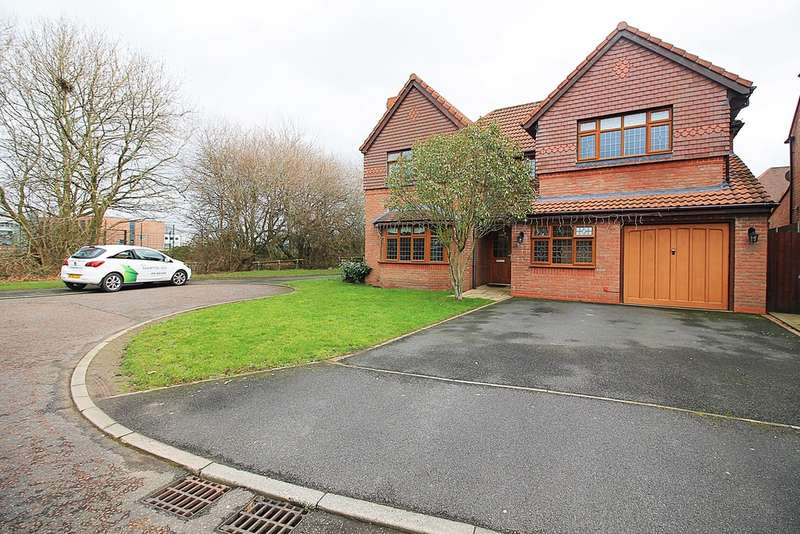 5 Bedrooms Detached House for sale in Linacre Lane, Upton Rocks, Widnes WA8