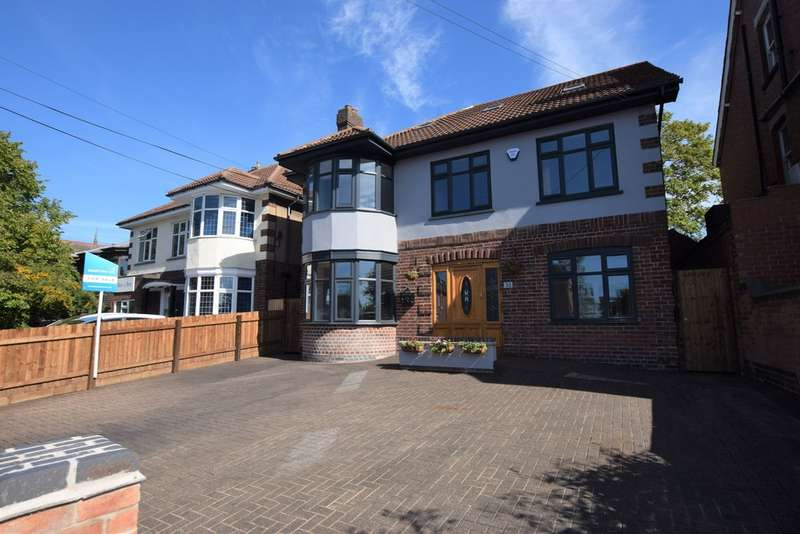 5 Bedrooms Detached House for sale in Station Road ,Hinckley LE10