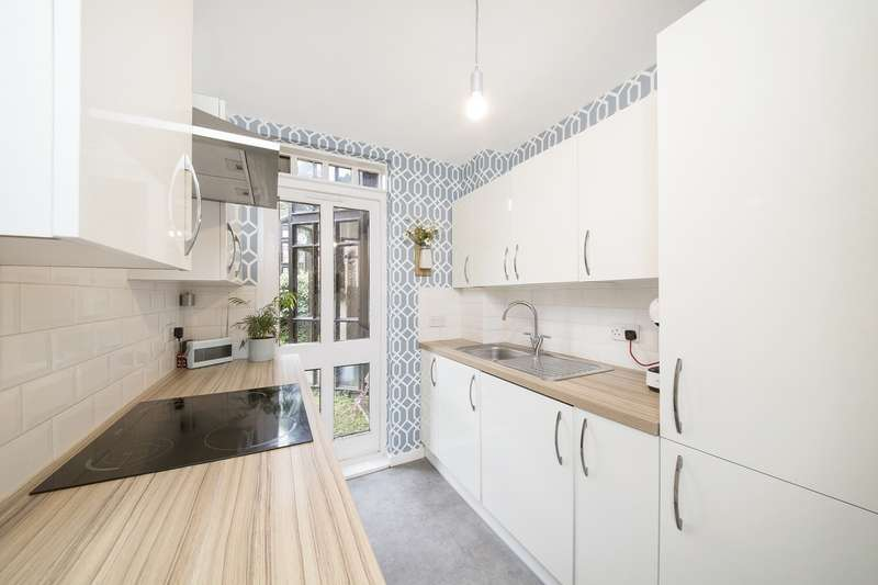 1 Bedroom Apartment Flat for sale in Spinney Gardens, London
