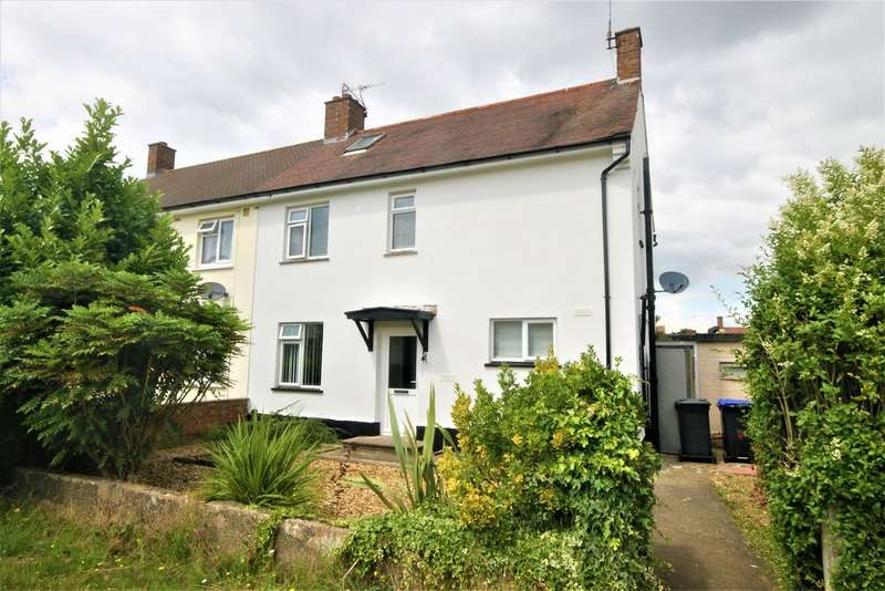 3 Bedrooms Semi Detached House for sale in Friar's Close , Delapre, Northampton NN4