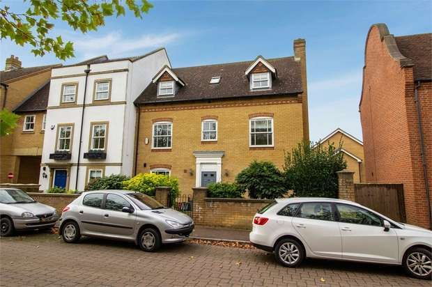 5 Bedrooms Semi Detached House for sale in Broad Street, Great Cambourne, Cambridge