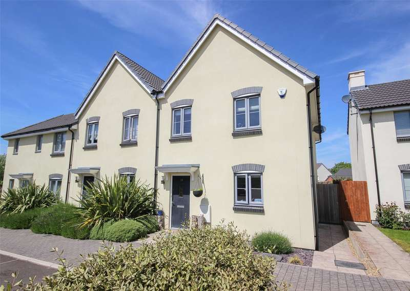 4 Bedrooms Property for sale in James Counsell Way, Stoke Gifford, Bristol BS34