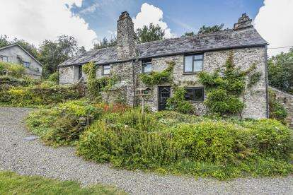 7 Bedrooms Detached House for sale in Boscastle, Cornwall