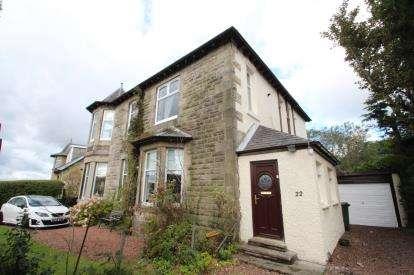 3 Bedrooms Flat for sale in Kings Crescent, Elderslie
