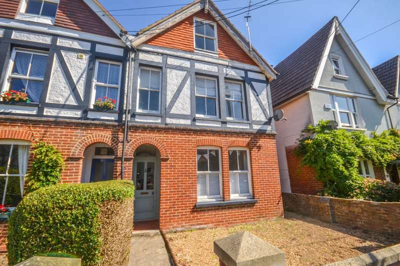 4 Bedrooms Semi Detached House for sale in Foreland Road, Bembridge