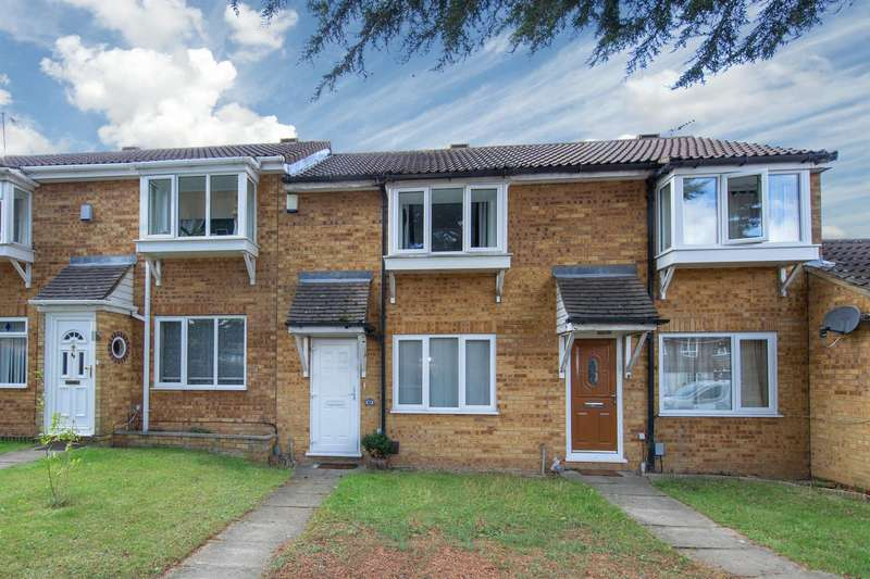 2 Bedrooms Terraced House for sale in Coltsfoot Green, Luton, Bedfordshire