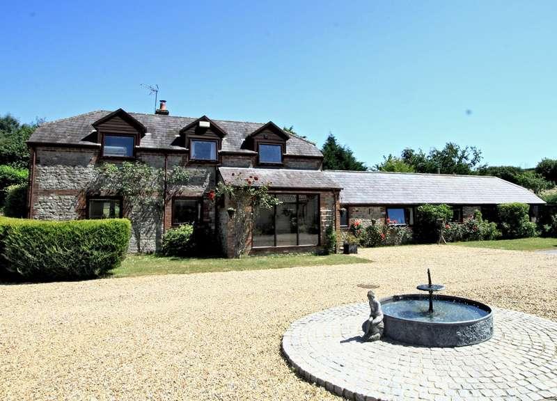 4 Bedrooms Property for sale in Huntenhull Lane, Chapmanslade, BA13