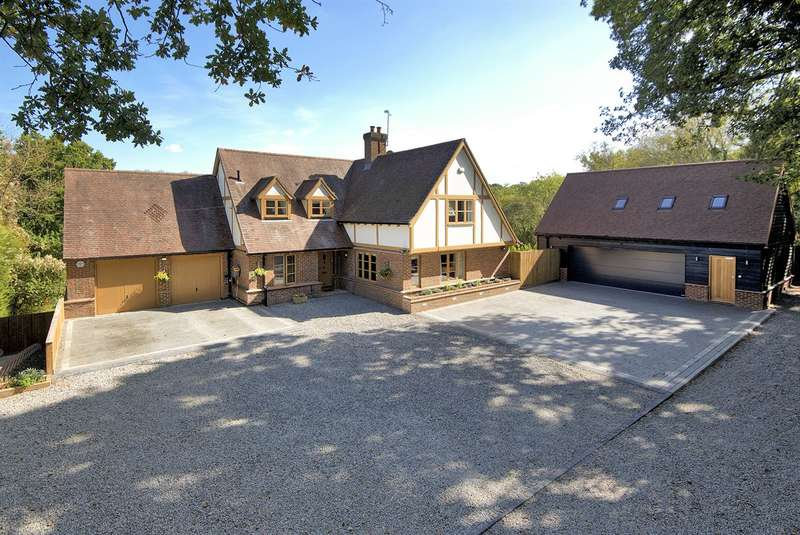 6 Bedrooms Detached House for sale in Dargate Road, Dargate, Whitstable