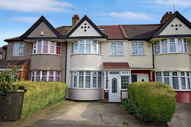 7 Bedrooms Terraced House for sale in Twickenham Gardens, GREENFORD, Middlesex