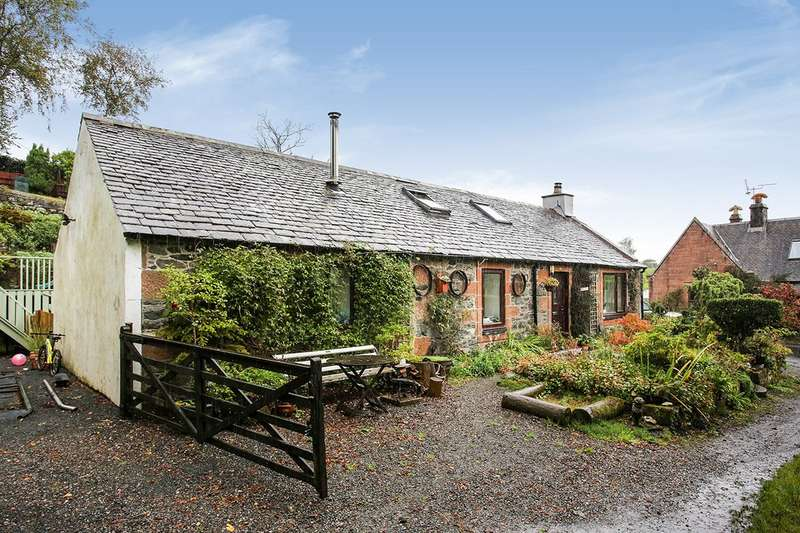 3 Bedrooms Detached Bungalow for sale in Penpont, Thornhill, Dumfries and Galloway, DG3