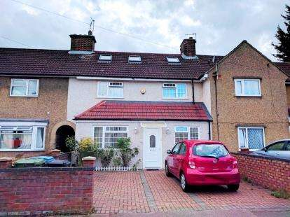 5 Bedrooms Terraced House for sale in Fuller Road, Watford, Hertfordshire