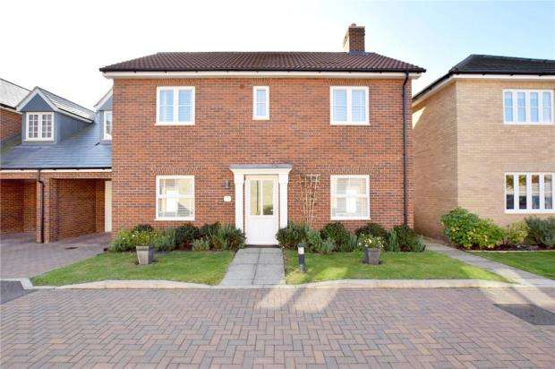 4 Bedrooms Detached House for sale in Cousins Yard, Sible Hedingham, Halstead