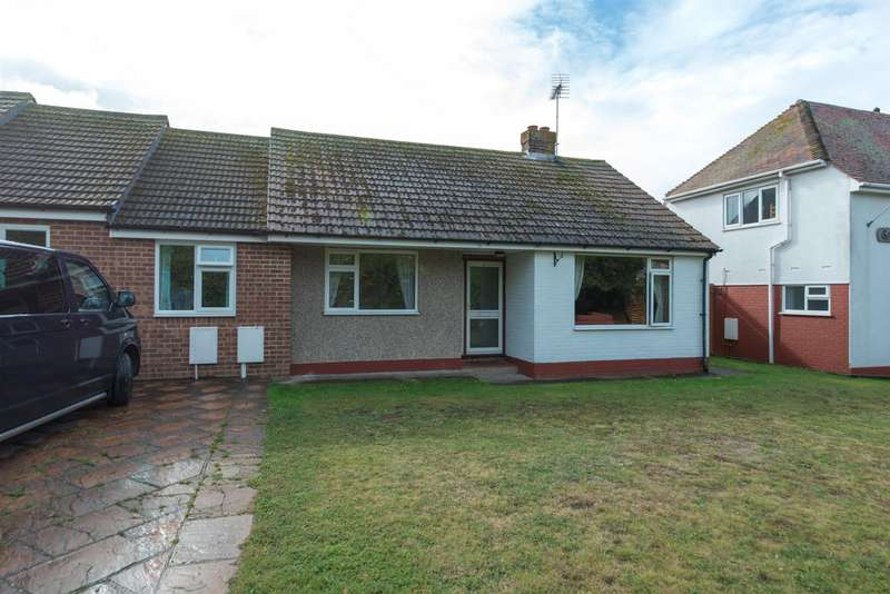 3 Bedrooms Semi Detached Bungalow for sale in Golden Acre Lane, Westgate-On-Sea