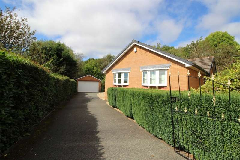 3 Bedrooms Bungalow for sale in Maes Telford, Trevor, Wrexham