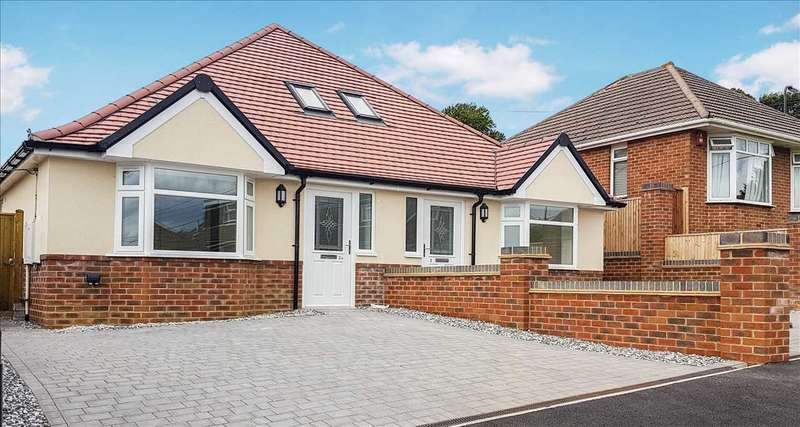 3 Bedrooms Bungalow for sale in Chaucer Road, Southampton