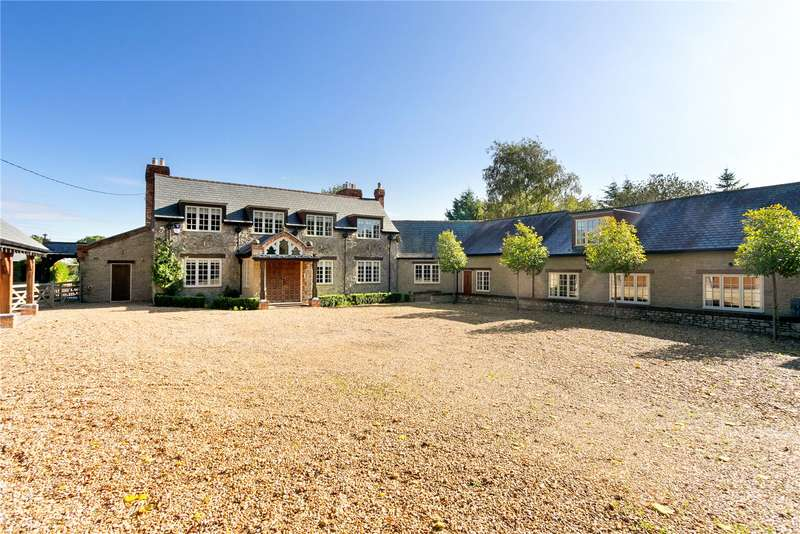 6 Bedrooms Detached House for sale in Bourton, Swindon, Oxfordshire, SN6