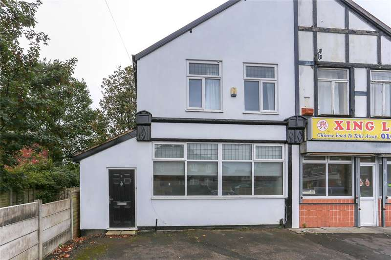 5 Bedrooms End Of Terrace House for sale in Kingslea Road, Withington, Manchester, M20