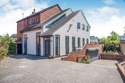 4 Bedrooms Detached House for sale in Seathwaite Close, Crosby, Liverpool, Merseyside, L23
