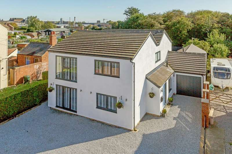 4 Bedrooms Detached House for sale in 15A Stutton Road, Tadcaster, LS24
