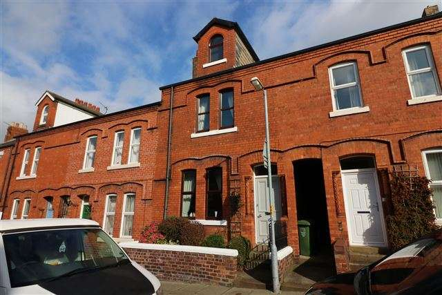 4 Bedrooms Terraced House for sale in Cheviot Road, Carlisle, Cumbria, CA3 9ED