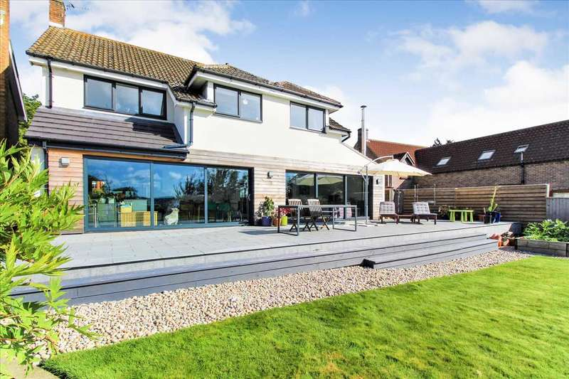 4 Bedrooms Detached House for sale in Hollybank, Station Road, Upper Broughton, Leicestershire