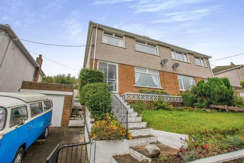 3 Bedrooms Semi Detached House for sale in Penallta Road, Ystrad Mynach, Hengoed