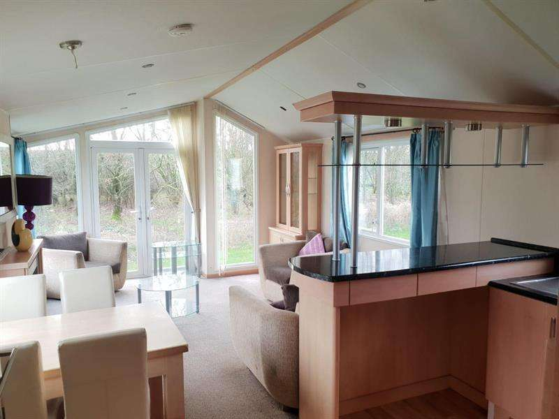 3 Bedrooms Caravan Mobile Home for sale in Turnberry, Ayrshire