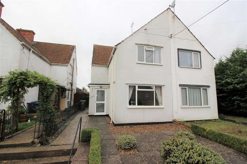 3 Bedrooms Semi Detached House for sale in London Road, Chippenham