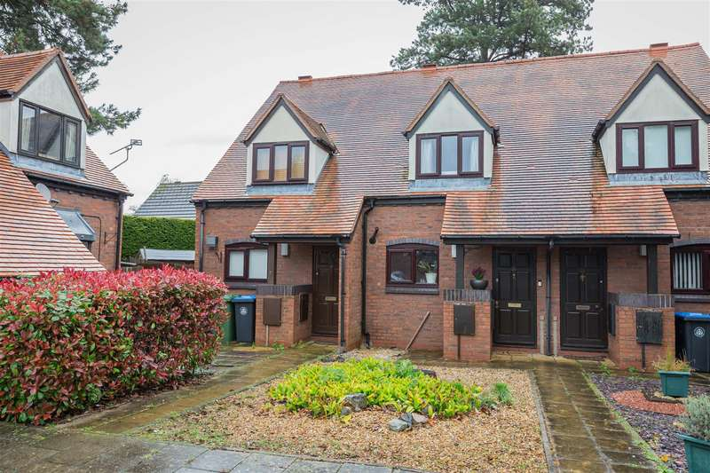 2 Bedrooms Terraced House for sale in Atcheson Close, Studley