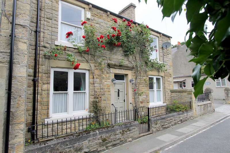 3 Bedrooms Semi Detached House for sale in Church Lane, Wolsingham, Bishop Auckland, DL13 3AN
