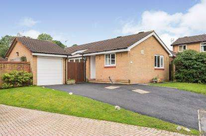 3 Bedrooms Detached House for sale in Jays Close, Runcorn, Cheshire, WA7